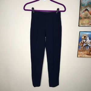 Lilly Pulitzer Navy Travel Pants Leggings Size S